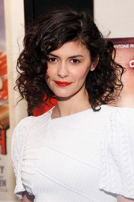 Audrey Tautou Hair