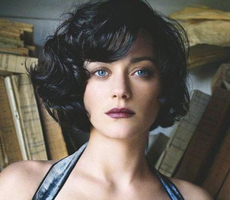 Marion Cotillard Hair