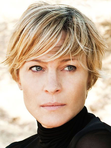 Robin Wright Hair