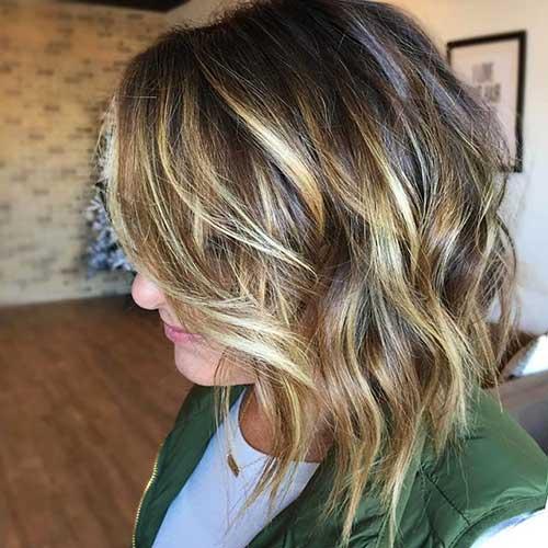 Easy Short Wavy Hair