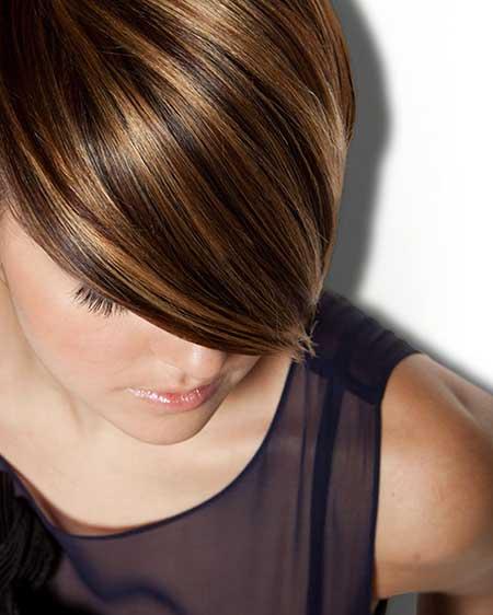 Short Brown Blonde Hair