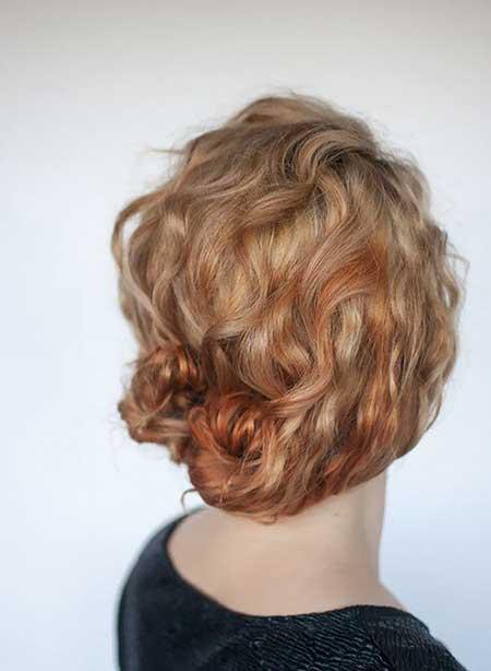 Easy Short Hairstyles - 10