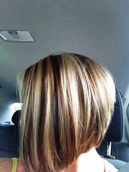 Short Brown Blonde Hair - 10