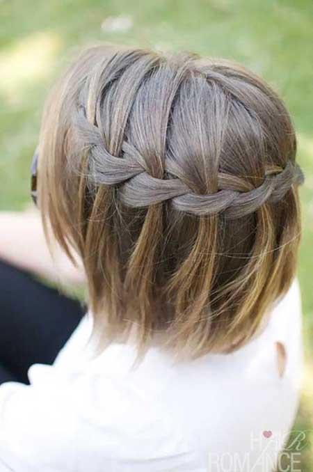 Easy Short Hairstyles - 11