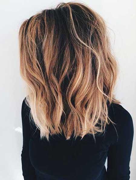 Short Brown Blonde Hair - 11