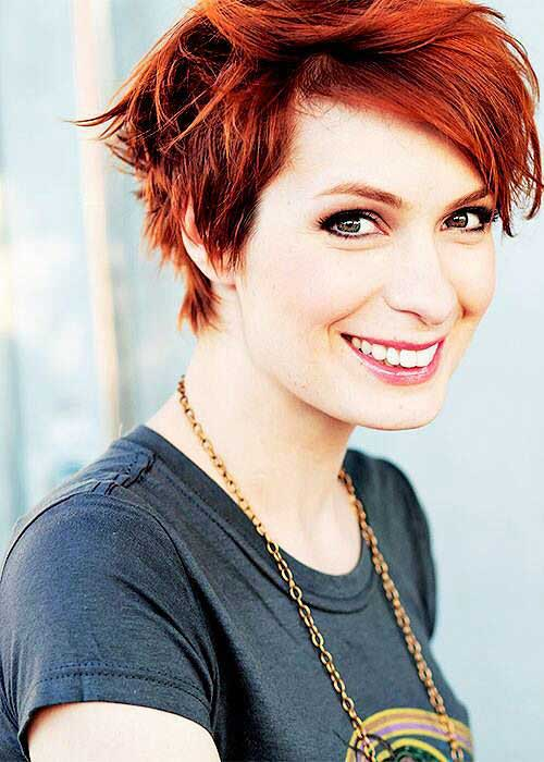 Hairstyles for Short Hair - 12