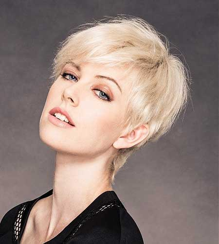 Short Hairstyles for Oval Faces - 12