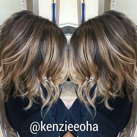 Short Brown Blonde Hair - 13