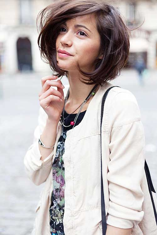 Hairstyles for Short Hair - 14