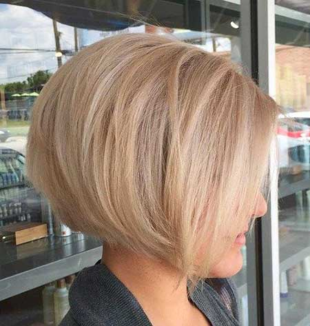 Short Blonde Ash Hair - 14