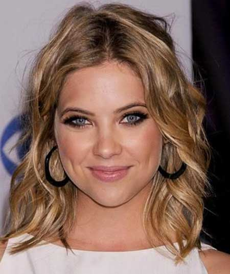 Short Hairstyles for Oval Faces - 14
