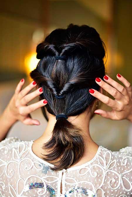 Easy Short Hairstyles - 16