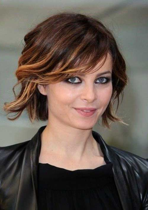 Short Brown Hair - 16