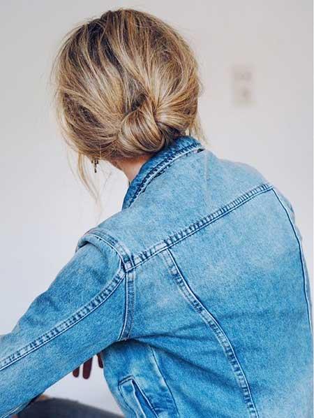 Easy Short Hairstyles - 18
