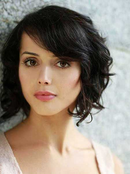 Short Hairstyles for Oval Faces - 20