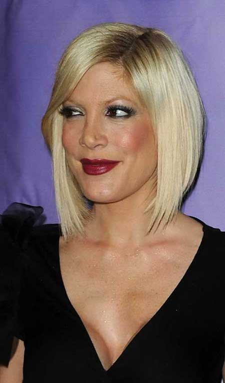 Short Hairstyles for Oval Faces - 21