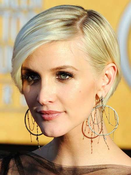 Short Hairstyles for Oval Faces - 22