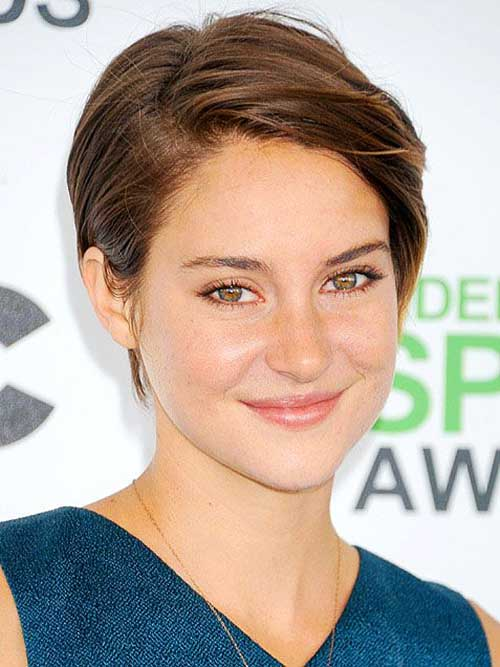 Hairstyles for Short Hair - 24