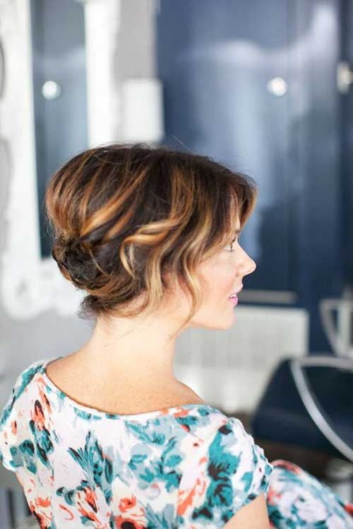 Hairstyles for Short Hair - 32