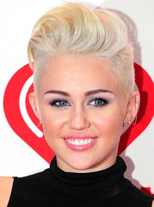 Hairstyles for Short Hair - 34