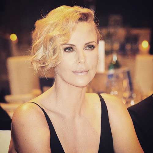Hairstyles for Short Hair - 35
