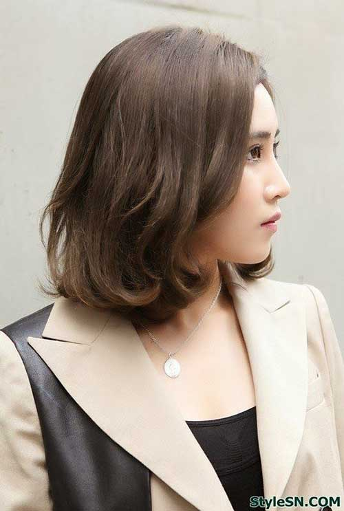 Short Brown Hair - 35