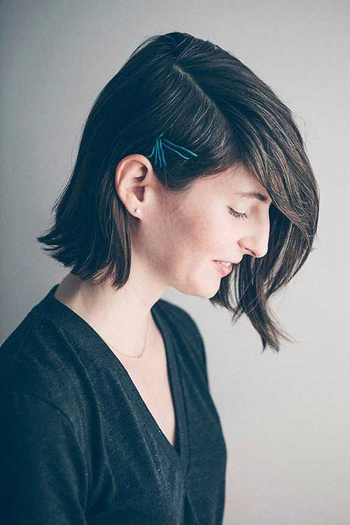 Hairstyles for Short Hair - 38