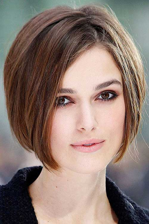 Short Brown Hair - 40