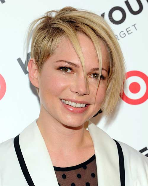 Easy Short Hairstyles With Layers - 41