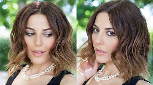 Easy Hairstyle For Short Hair - 43