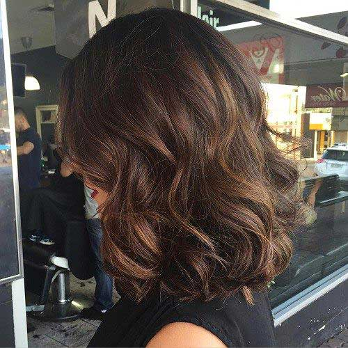 Short Hair 2016 Brown