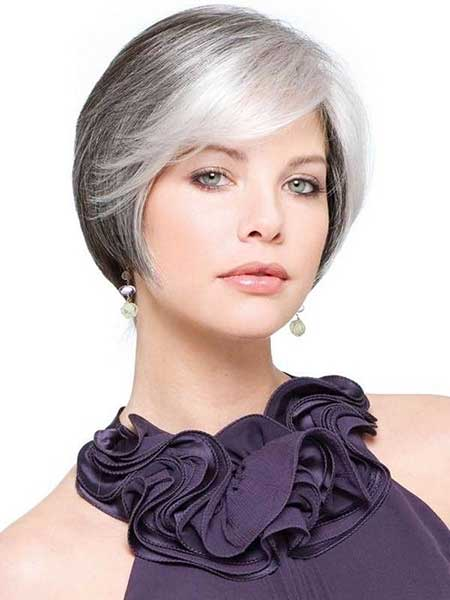 15 Super Short Haircuts For Women With Round Faces Short