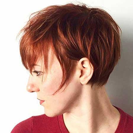 Easy Short Hairstyles - 6