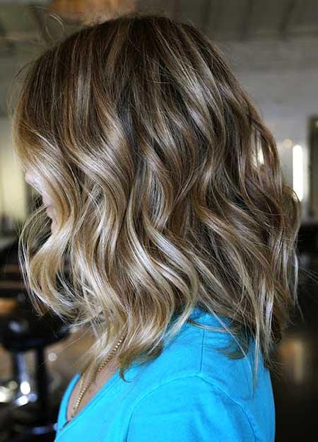 Short Brown Blonde Hair - 6