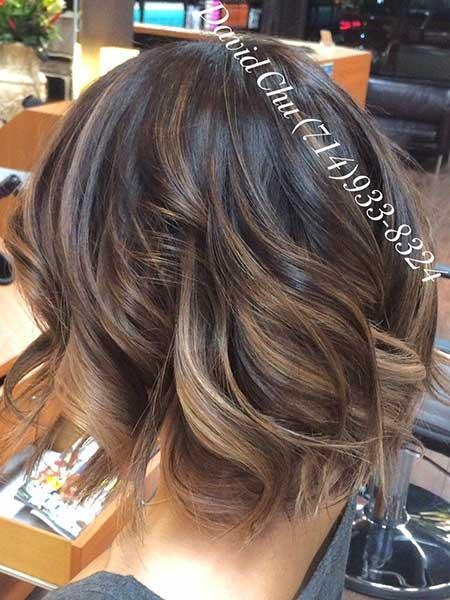Short Brown Blonde Hair - 7