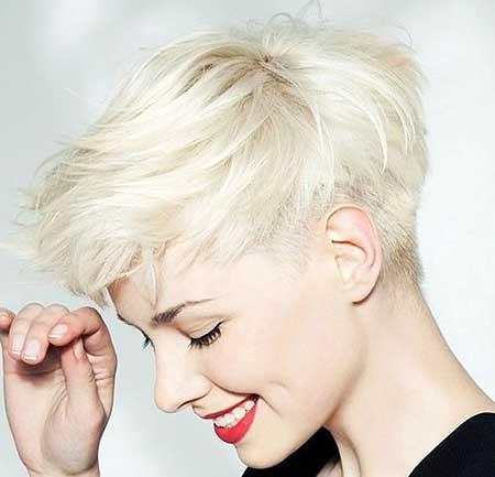 Platinum Blonde Hairstyles