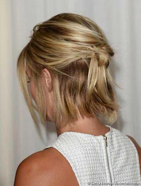 Easy Short Hairstyles - 8