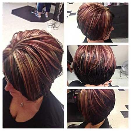 Short Brown Blonde Hair - 8