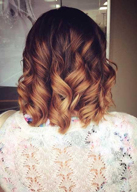Ombre Short Hair - 9