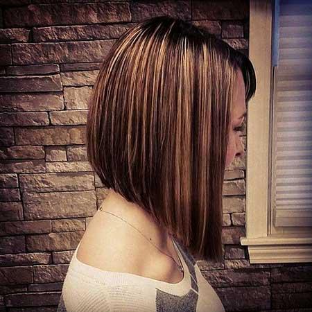 Short Brown Blonde Hair - 9