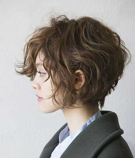Short Hair Waves, Wavy Short Hair Haircuts