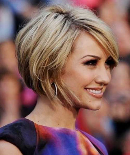 Short Hair Women Over