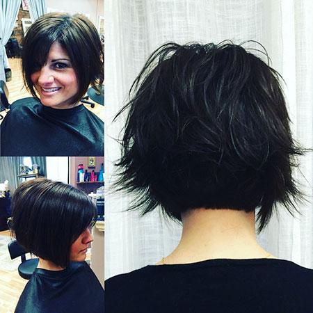 Short Haircuts Hair Choppy
