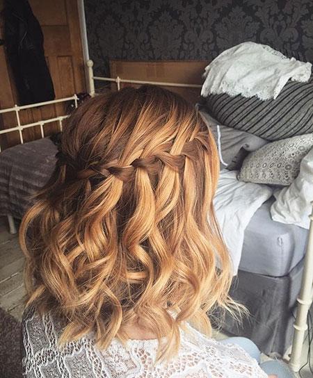 Hair Wedding Hairtyles Braided