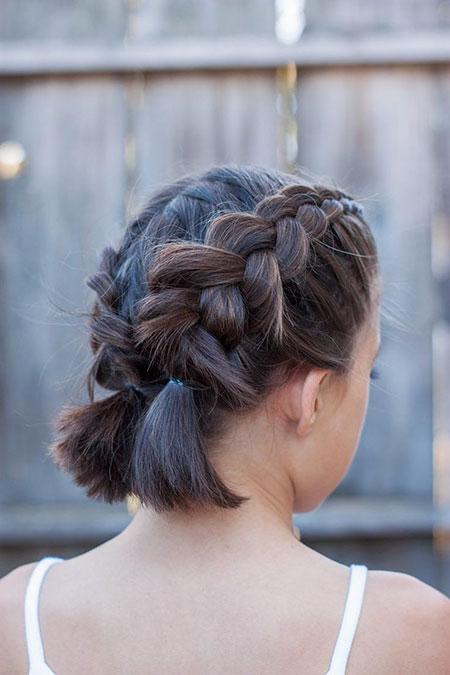 Braided Updo Hairtyles Hair