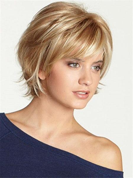 Short Haircuts Hair Layered
