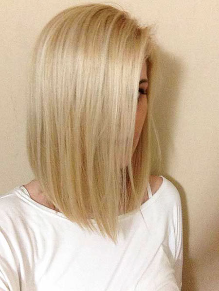 Blonde Hair Bob Thin