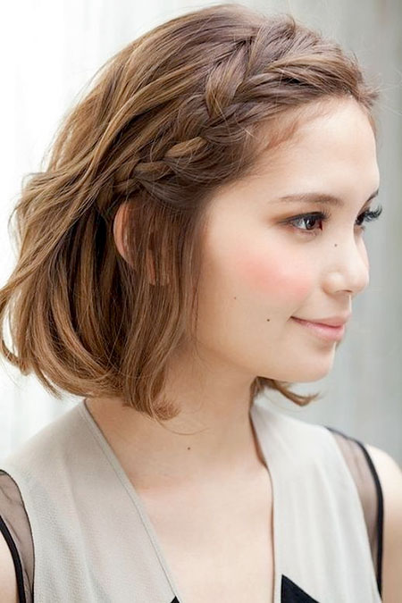 Hair Short Hairtyles Braids