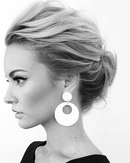 Updo Swarovski Hair Bardot