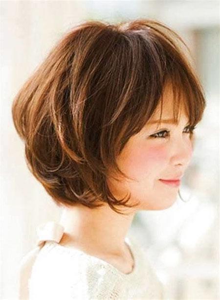 Short Hair Haircuts Wig
